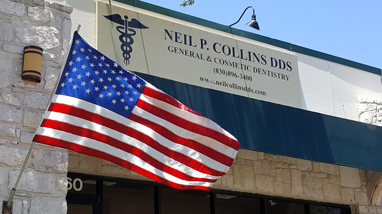 Neil Collins Office